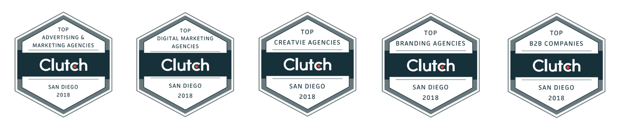 Palmer Ad Agency San Diego Named a Top Marketing, Creative, and Advertising Agency