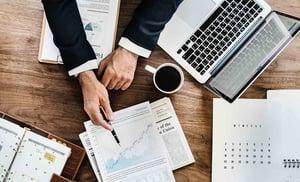 marketing agency data statistics ROI